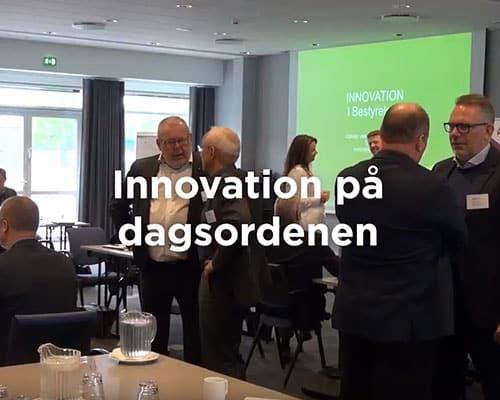 Sæt innovation på dagsorden i bestyrelseslokalet