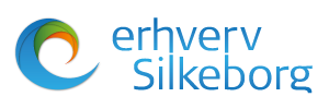 Erhverv Silkeborg_logo farvet