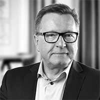 Claus Astrup-Larsen, bestyrelsesformand | ASNET Board