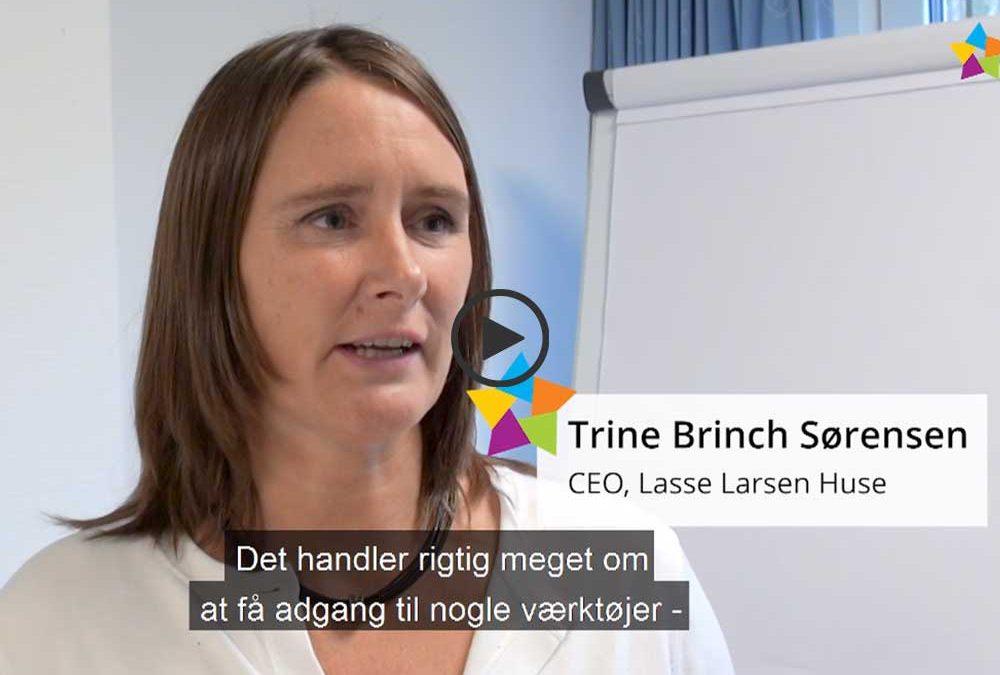 Reference med Trine Brinch Sørensen | ASNET Board