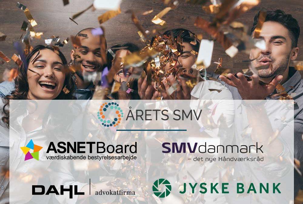 Lancering af Årets SMV | ASNET Board