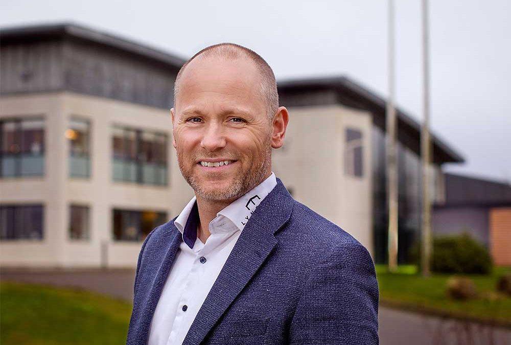 Jesper Poulsen, Lyngsøe | ASNET Board