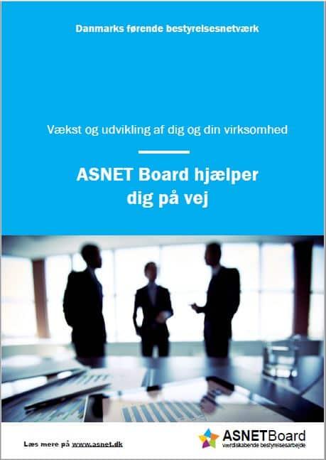 Vækst og udvikling af dig og din virksomhed | ASNET