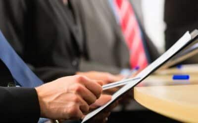 Hvad skal du have med i bestyrelsens forretningsorden?
