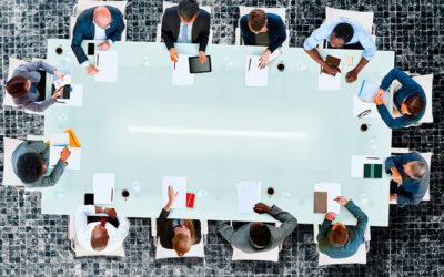 Hvad består en bestyrelse af?