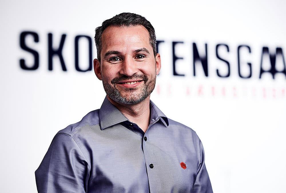 Anders Skorstensgaard | Asnet