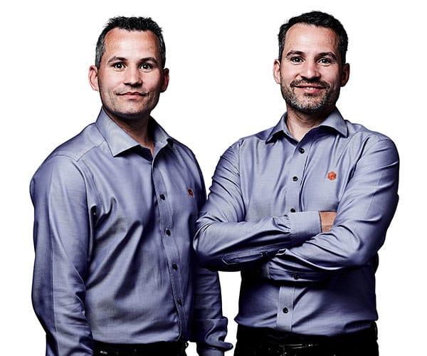 Anders & Martin Skorstensgaard | Asnet