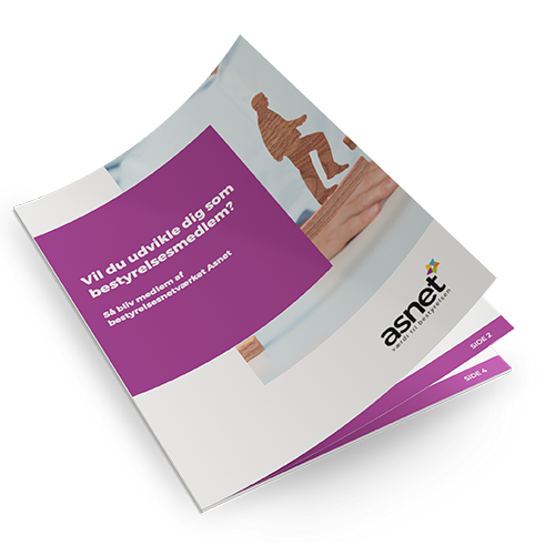 E-bog for bestyrelsesmedlemmer | Asnet
