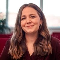 Marie Louise Melin, Marketingchef | Asnet